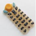 Кнопки клавиатуры для ТСД CipherLab 8300 - 24 key