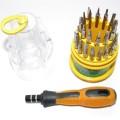 Набор инструментов 5 - отвертки - 31 предмет с битами