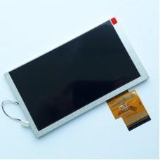 Дисплей 6,2 дюйма - размер 155*88мм - 800x480 пикс - 60pin