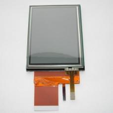Дисплей с тачскрином для контроллера Topcon FC-2500 - жк экран
