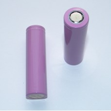 Аккумулятор 18650 li-ion емкостью 1250mAh
