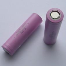 Аккумулятор 18650 li-ion емкостью 2600mAh