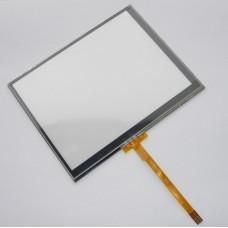 Тачскрин 126мм на 99мм - диагональ 160мм - сенсорное стекло