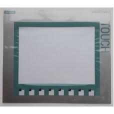Пленка мембрана защитная накладка для панели оператора Siemens SIMATIC KTP1000 - 6AV6647-0AE11-3AX0
