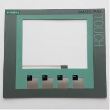 Мембрана лицевая панель с кнопками для Siemens SIMATIC KTP400 Basic mono PN 3,8 - 6AV6647-0AA11-3AX0