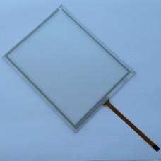 Тачскрин 132мм на 104мм - 5,7 дюймов - сенсорное стекло