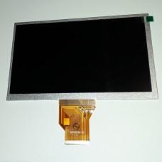Дисплей 7 дюймов - размер 165*100мм - 800x480 пикс - 50pin - AT070TN90