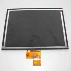 Дисплей 8 дюймов - размер 183*140мм - 1024x768 пикс - 40pin - EJ080NA-04C