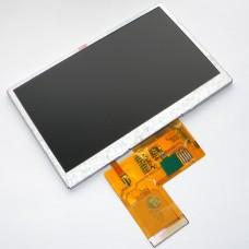 Дисплей (жк экран) для агронавигатора (системы параллельного вождения) размер 4,3 дюйма - разрешение 480*272 пикселя