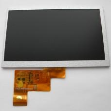 Дисплей 7 дюймов - размер 165*103мм - 800x480 пикс - 40pin - RS3-WVN70001A-03