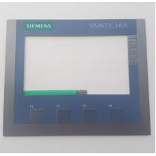 Мембрана лицевая панель с кнопками для Siemens SIMATIC KTP400 COMFORT - 6AV2124-2DC01-0AX0