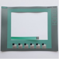 Мембрана лицевая панель с кнопками клавиатуры для Siemens SIMATIC KTP600 - 6AV6647-0AD11-3AX0