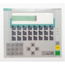 Мембрана лицевая панель с кнопками клавиатуры для Siemens SIMATIC OP17 - 6AV3617-1JC00-0AX1