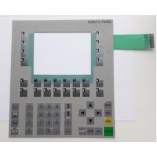Мембрана лицевая панель с кнопками клавиатуры для Siemens SIMATIC OP170B - 6AV6542-0BB15-0AX0