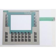 Мембрана лицевая панель с кнопками клавиатуры для Siemens SIMATIC OP177B - 6AV6642-0DC01-1AX0 - OP 177B