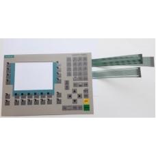 Мембрана лицевая панель с кнопками клавиатуры для Siemens SIMATIC OP270-6 - 6AV6542-0CA10-0AX1