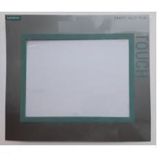Пленка защитная накладка для панели оператора Siemens SIMATIC MP277-10 - 6AV6643-0CD01-1AX1 - MP 277 10