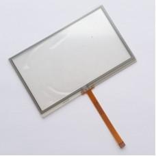 Тачскрин 103мм на 63мм - 4,3 дюйма - сенсорное стекло - тип 4