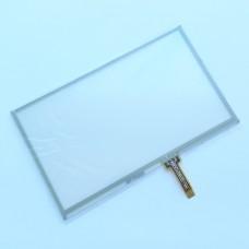 Тачскрин 113мм на 69мм - диагональ 133мм - сенсорное стекло
