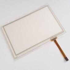 Тачскрин 120мм на 76мм - диагональ 142мм - сенсорное стекло