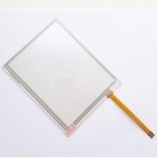 Тачскрин 131мм на 103мм - диагональ 166мм - сенсорное стекло