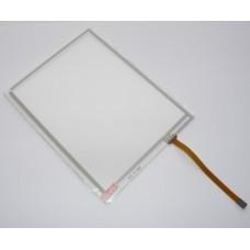 Тачскрин 134мм на 104мм - диагональ 170мм - сенсорное стекло