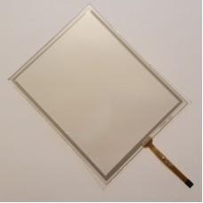 Тачскрин для панели оператора Siemens SIMATIC OP270-6 - 6AV6542-0CA10-0AX1 - сенсорное стекло