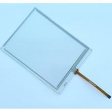Тачскрин 140мм на 104мм - диагональ 174мм - сенсорное стекло