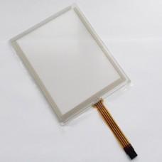 Тачскрин 153мм на 120мм - диагональ 194мм - сенсорное стекло