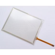 Тачскрин 155мм на 117мм - диагональ 194мм - сенсорное стекло