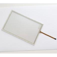 Тачскрин 167мм на 106мм - 7 дюймов - сенсорное стекло