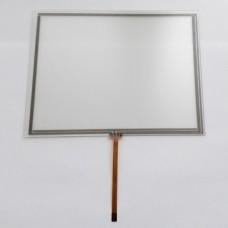 Тачскрин 182мм на 140мм - диагональ 229мм - сенсорное стекло - ТИП 1