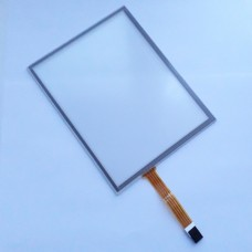 Тачскрин 182мм на 140мм - диагональ 229мм - сенсорное стекло - ТИП 2