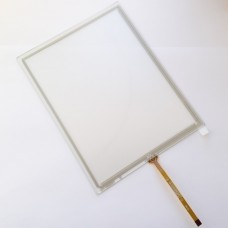 Тачскрин 195мм на 150мм - диагональ 245мм - сенсорное стекло