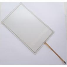 Тачскрин 212мм на 132мм - диагональ 250мм - сенсорное стекло