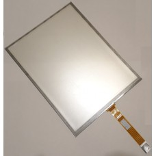 Тачскрин 234мм на 178мм - диагональ 293мм - 5 контактов - сенсорное стекло
