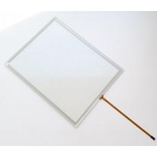 Тачскрин для панели оператора Siemens SIMATIC KTP1000 - 6AV6652-7EA01-3AA0 - сенсорное стекло