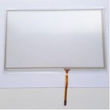 Тачскрин 235мм на 145мм - диагональ 276мм - сенсорное стекло