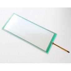 Тачскрин 242мм на 100мм - диагональ 280мм - сенсорное стекло