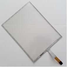 Тачскрин 265мм на 203мм - диагональ 334мм - 5 контактов - сенсорное стекло