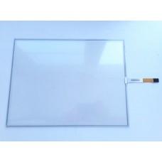 Тачскрин 320мм на 246мм - диагональ 405мм 15-16 дюймов - сенсорное стекло