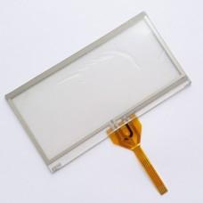 Тачскрин для панели оператора Mitsubishi GT1020-LBD-C - сенсорное стекло GT1020