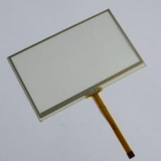 Тачскрин 103мм на 65мм - 4,3 дюйма - сенсорное стекло - тип 2