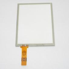 Тачскрин 68мм на 52мм - 2.8 дюйма - шлейф левее - сенсорное стекло - тип 1