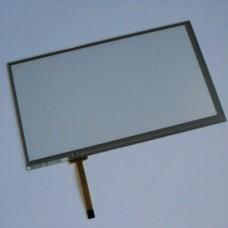 Тачскрин 164мм на 99мм - 7 дюймов - сенсорное стекло т4