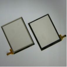 Тачскрин 84мм на 64мм - 3,5 дюйма - сенсорное стекло - тип 6