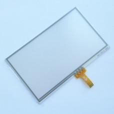 Тачскрин для установки заправки автомобильных кондиционеров Brain Bee 8500 - сенсорное стекло