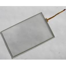 Тачскрин 164мм на 102мм - 7 дюймов - сенсорное стекло
