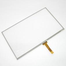 Тачскрин 104мм на 64мм - 4,3 дюйма - сенсорное стекло - тип 1