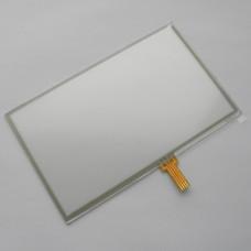 Тачскрин для агронавигатора 5 дюймов - 120*73мм - сенсорное стекло